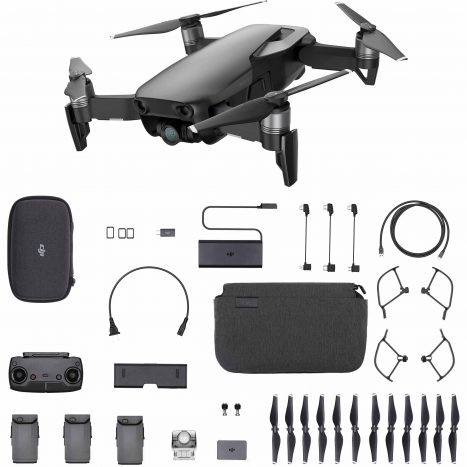 DJI Mavic Air Fly More Combo completo