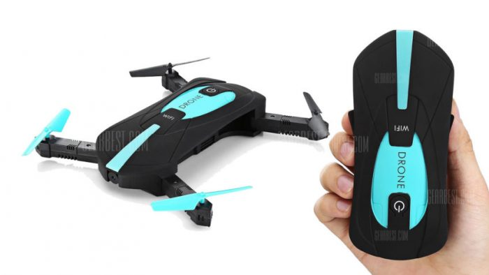 Mini dron plegable